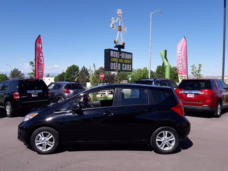 2014 Nissan Versa Note SV 4dr Hatchback - Pueblo CO