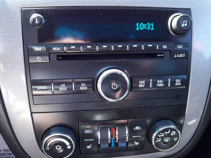2008 Chevrolet Impala LT 50th Anniversary 4dr Sedan - Pueblo CO