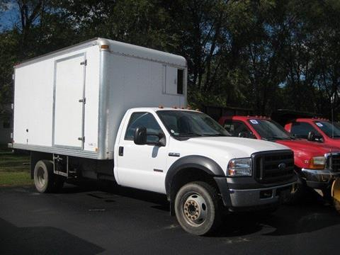 2006 Ford F-550 for sale in Swanton VT