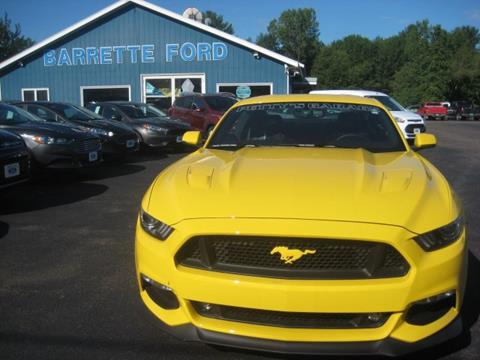 2015 Ford Mustang for sale in Swanton, VT