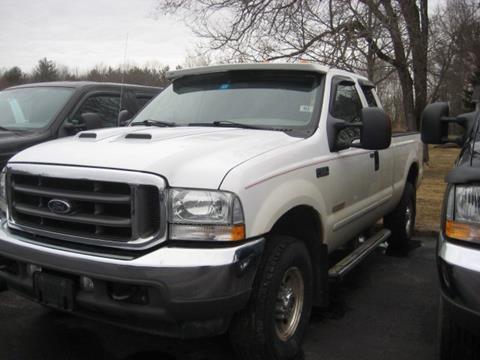 2004 Ford F-250 Super Duty for sale in Swanton, VT