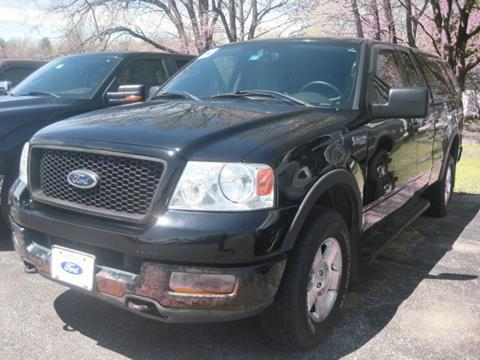 2004 Ford F-150 for sale in Swanton, VT