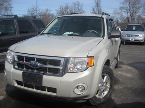 2008 Ford Escape for sale in Swanton, VT