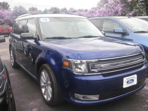 2013 Ford Flex for sale in Swanton, VT