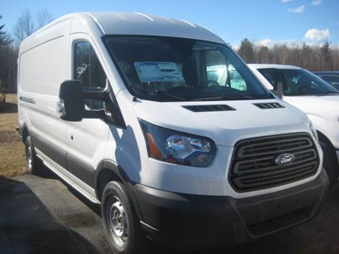 2017 Ford Transit Cargo for sale in Swanton, VT