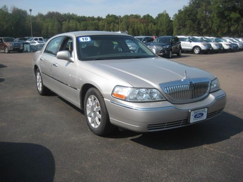 2010 Lincoln Town Car Signature Limited 4dr Sedan In Swanton Vt