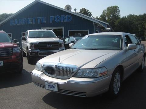 2010 Lincoln Town Car for sale in Swanton, VT