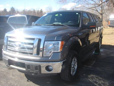 2012 Ford F-150 for sale in Swanton, VT