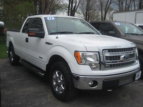 2013 Ford F-150 for sale in Swanton, VT