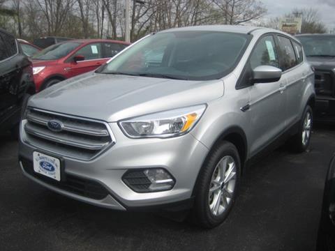 2017 Ford Escape for sale in Swanton, VT