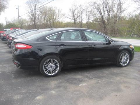 2016 Ford Fusion for sale in Swanton, VT