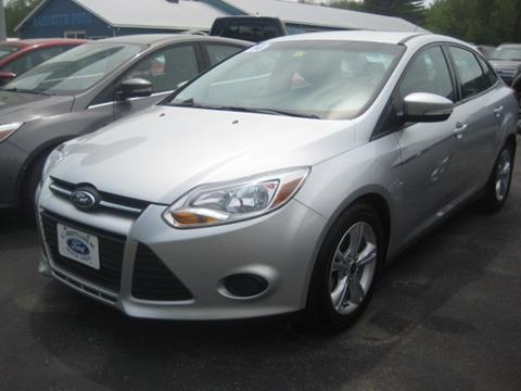 2014 Ford Focus for sale in Swanton, VT