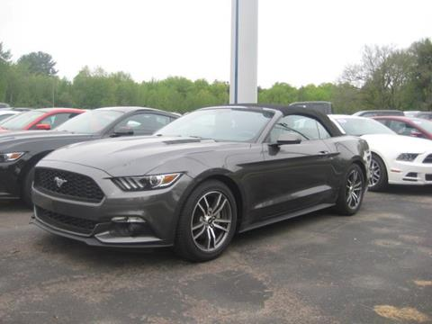 2016 Ford Mustang for sale in Swanton, VT
