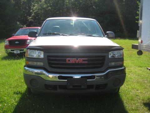 2005 GMC Sierra 1500 for sale in Swanton VT