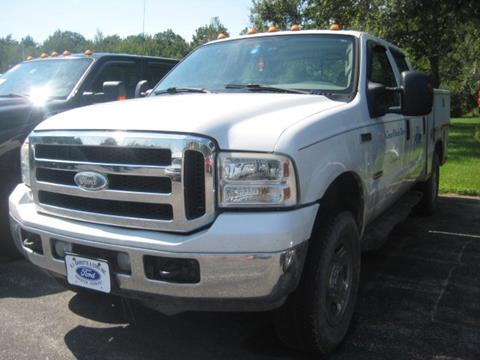 2006 Ford F-350 Super Duty for sale in Swanton, VT