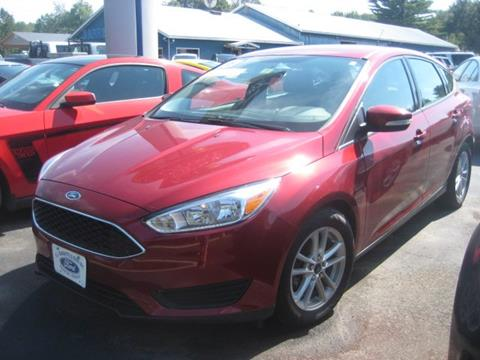 2016 Ford Focus for sale in Swanton VT