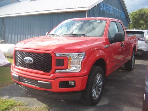 2018 Ford F-150 for sale in Swanton, VT