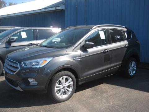 2018 Ford Escape for sale in Swanton, VT