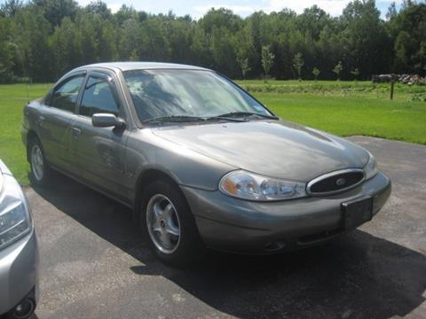 1999 Ford Contour for sale in Swanton VT
