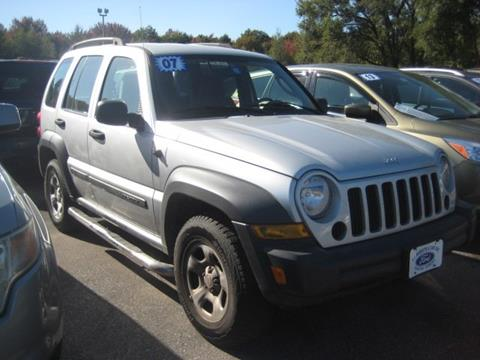 2007 Jeep Liberty for sale in Swanton, VT