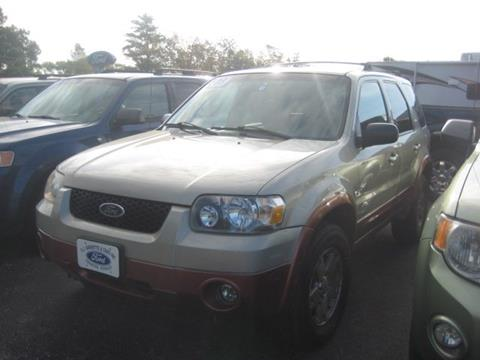 2005 Ford Escape for sale in Swanton, VT
