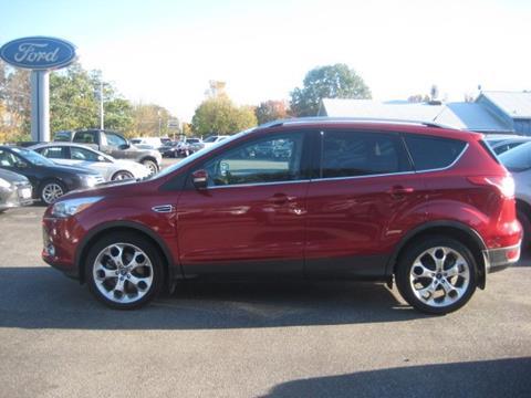 2014 Ford Escape for sale in Swanton, VT