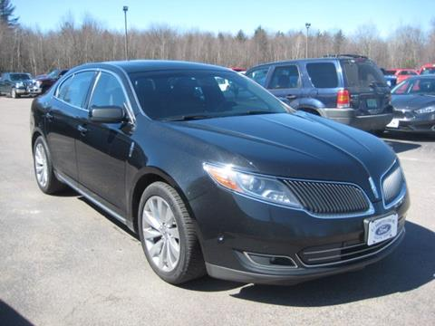 Lincoln Mks For Sale >> Used Lincoln For Sale In Vermont Carsforsale Com