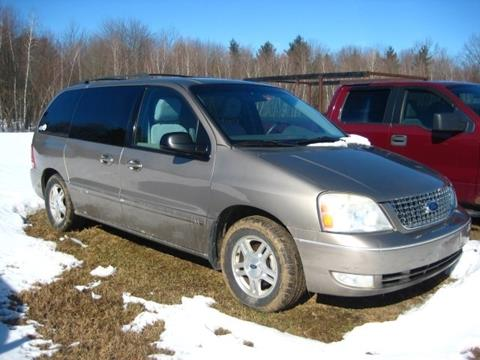 2006 Ford Freestar for sale in Swanton, VT