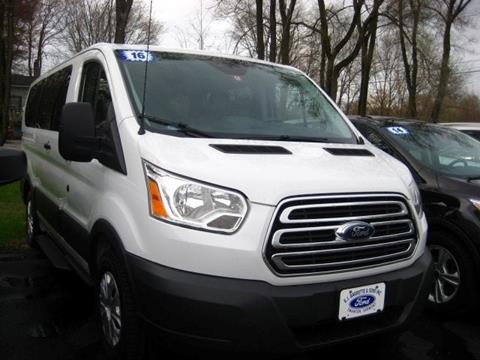 2016 Ford Transit Passenger for sale in Swanton, VT