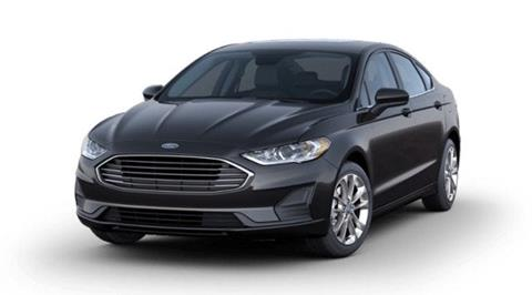 2019 Ford Fusion for sale in Swanton, VT