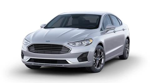 2020 Ford Fusion for sale in Swanton, VT