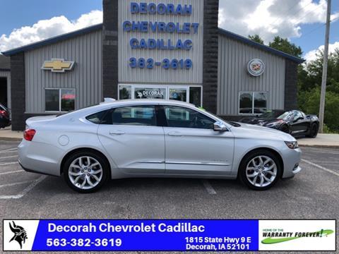 2019 Chevrolet Impala for sale in Decorah, IA