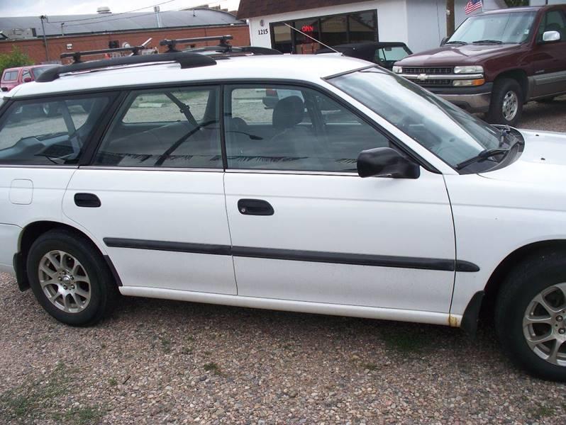 1996 Subaru Legacy AWD L 4dr Wagon - Cheyenne WY