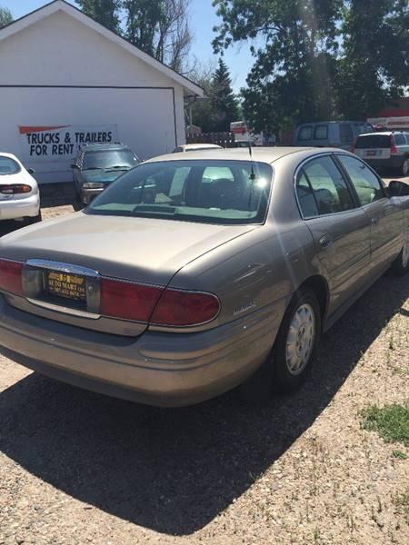 2001 Buick LeSabre Limited 4dr Sedan - Cheyenne WY