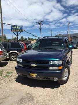 2005 Chevrolet Tahoe for sale at Good Guys Auto Sales in Cheyenne WY