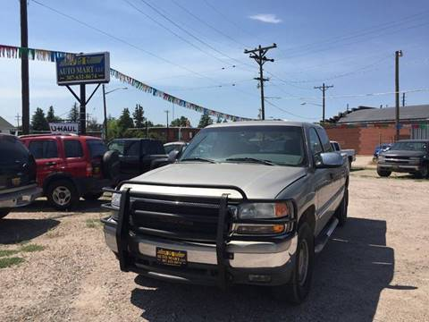 1999 GMC Sierra 1500 for sale at Good Guys Auto Sales in Cheyenne WY