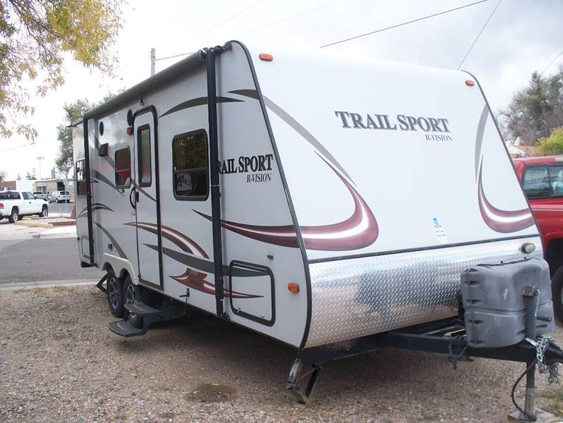 2013 R-Vision TRAVEL SPORT for sale at Good Guys Auto Sales in Cheyenne WY