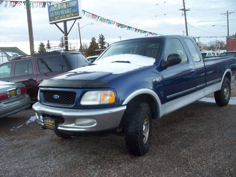 1997 Ford F-150 3dr XLT 4WD Extended Cab LB - Cheyenne WY