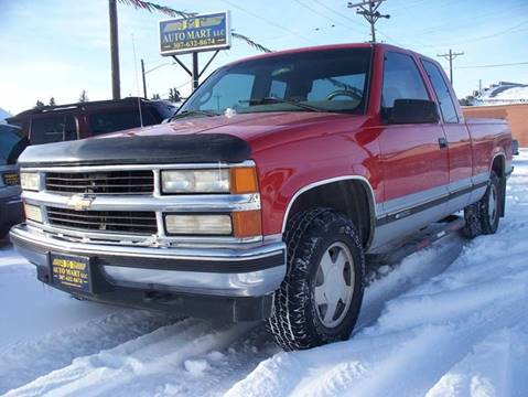 1997 Chevrolet C/K 1500 Series for sale at Good Guys Auto Sales in Cheyenne WY