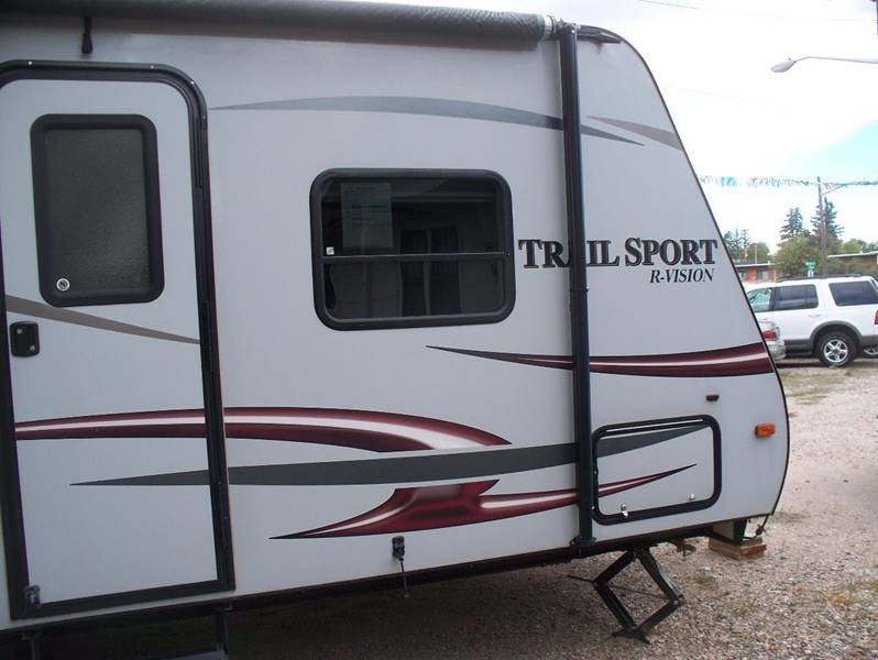 2013 R-Vision Travel Sport 21 FOOT BUMPBER PULL - Cheyenne WY