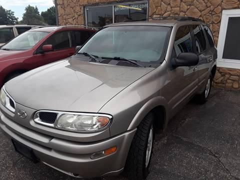 2003 Oldsmobile Bravada for sale in Wadena, MN