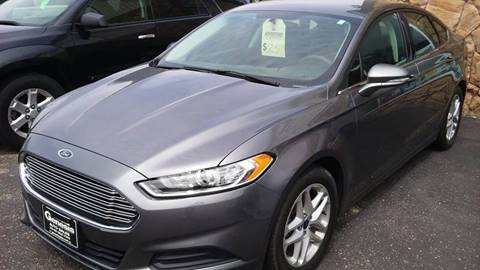 2013 Ford Fusion for sale in Wadena, MN