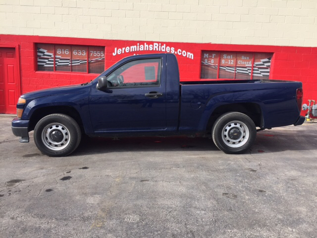 2012 Chevrolet Colorado for sale at Jeremiah's Rides LLC in Odessa MO