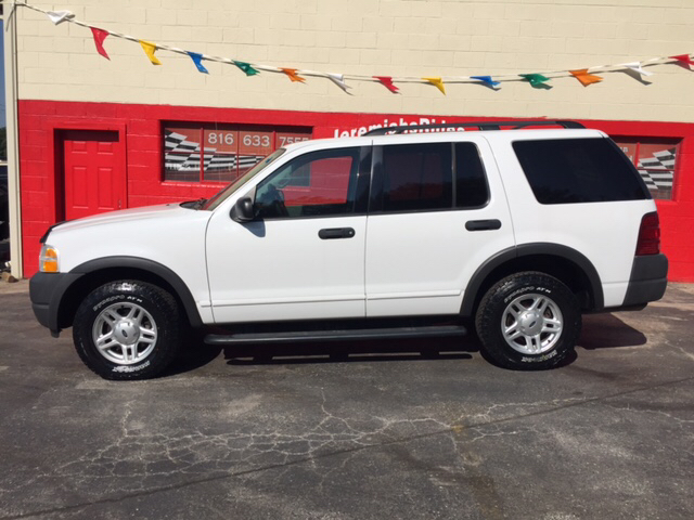 2003 Ford Explorer for sale at Jeremiah's Rides LLC in Odessa MO