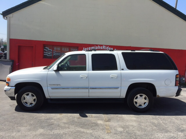 2004 GMC Yukon XL for sale at Jeremiah's Rides LLC in Odessa MO