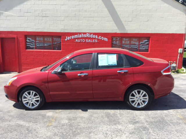 2011 Ford Focus for sale at Jeremiah's Rides LLC in Odessa MO