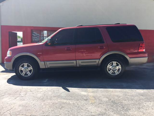 2003 Ford Expedition for sale at Jeremiah's Rides LLC in Odessa MO