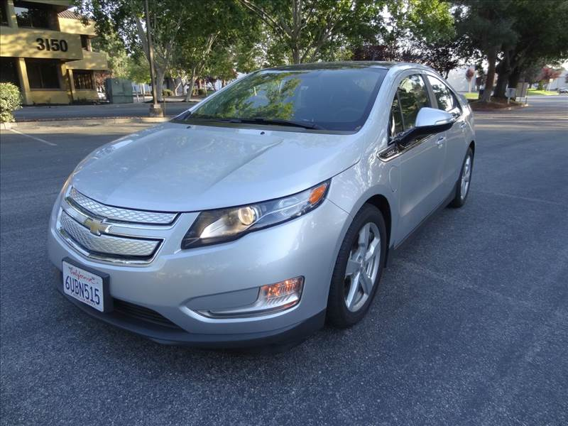 2012 Chevrolet Volt for sale at Star One Imports in Santa Clara CA