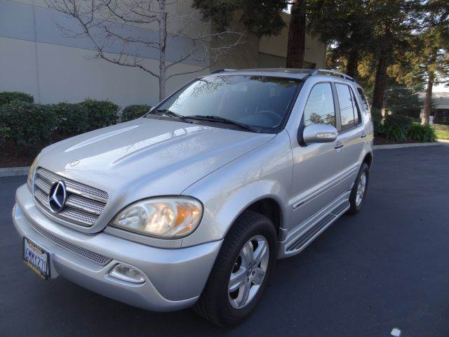 2005 Mercedes-Benz M-Class for sale at Star One Imports in Santa Clara CA