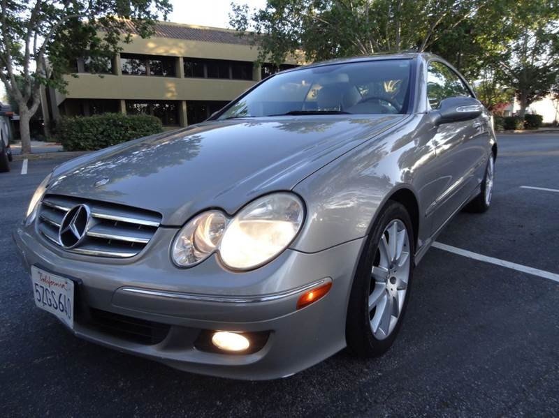 2007 Mercedes-Benz CLK for sale at Star One Imports in Santa Clara CA
